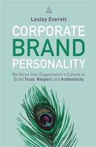 Lesley Everett book: Corporate Brand Personality