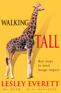 Lesley Everett book, Walking Tall