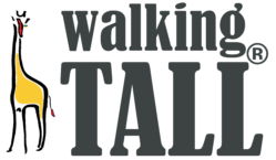 WalkinTall logo for services